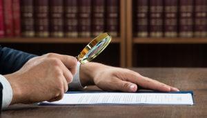 Юридическая экспертиза